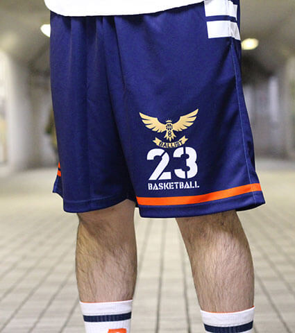 Ballist Air Force Shorts ネイビー