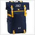 UNDER ARMOUR SC30 Rolltop Backpack ミッドナイトネイビー
