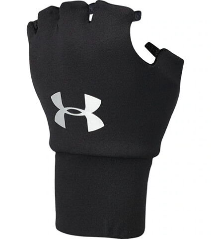 UNDER ARMOUR Hand Warmer 黒/シルバー