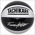 TACHIKARA Franchise Basketball Color of City ブラック/ホワイト