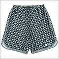 [レディースサイズ]X-girl Sports × AKTR Dot Shorts 黒