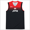 UNDER ARMOUR JAPAN Replica Uniform 黒/赤