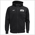 UNDER ARMOUR JAPAN Fullzip Hoody 黒