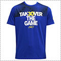 UNDER ARMOUR SC30 Takeover Tee ロイヤル