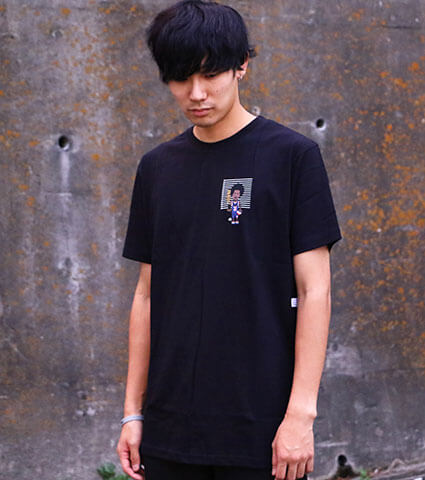 K1X LT Philly Tee 黒