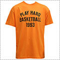K1X Play Hard Basketball Tee オレンジ