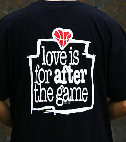 K1X Love Is For After Tee 黒