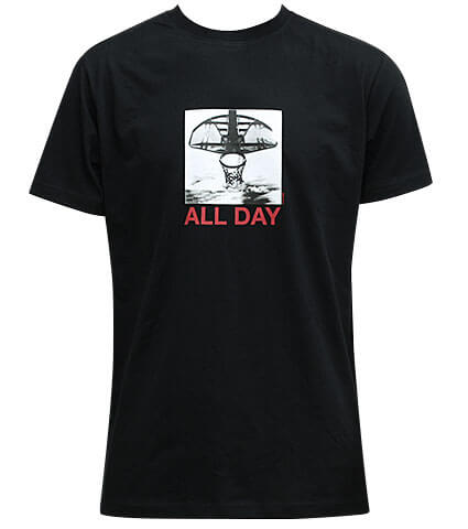 K1X All Day Tee 黒