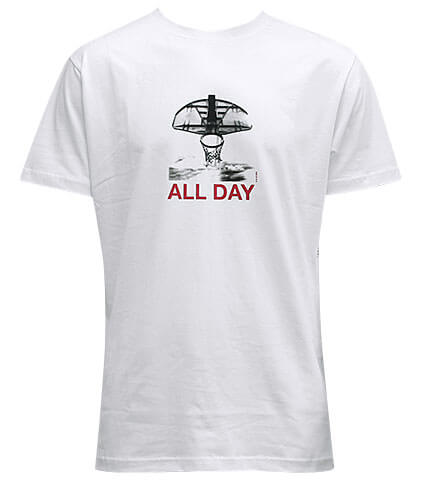 K1X All Day Tee 白