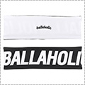 Ballaholic Reversible Headband 白/黒