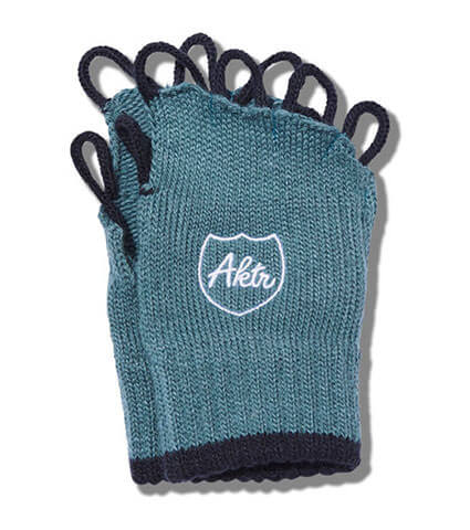 AKTR Basketball Glove ブルー
