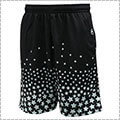 Ballist Star Shorts 黒/グレー