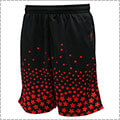 Ballist Star Shorts 黒/赤