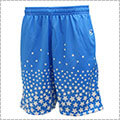Ballist Star Shorts ブルー/白