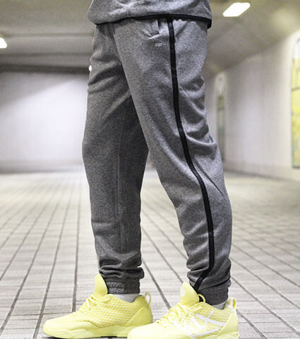 K1X Core Panel Sweatpants グレー