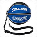 SPALDING Ball Bag DUKE ブルー/黒