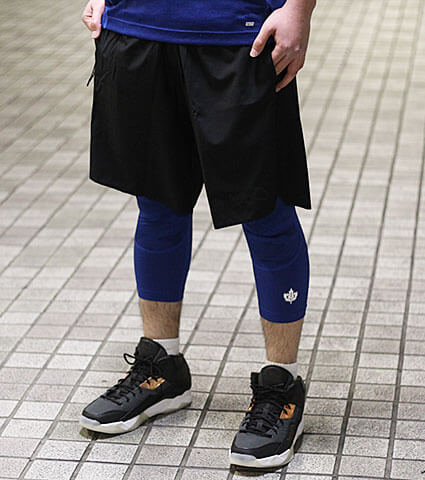 K1X Core Camouflage Shorts 黒