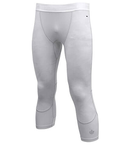 K1X Core Compression Tights 3/4 ストーンホワイト