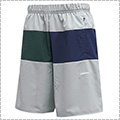 Ballaholic 3Tone Anywhere Zip Shorts グレー/紺/ダークグリーン