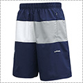 Ballaholic 3Tone Anywhere Zip Shorts 紺/グレー/白