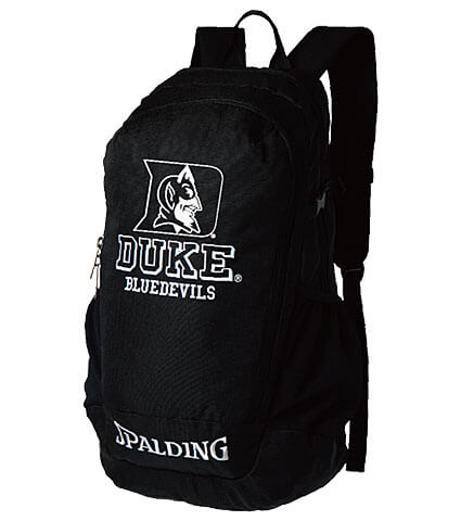 SPALDING Crew Bag DUKE 黒