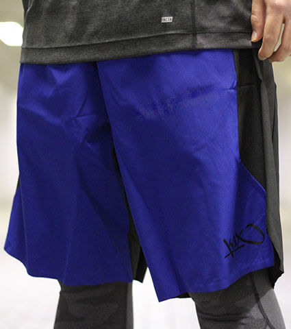K1X Core Triple Double Shorts サーフザウェブ/黒