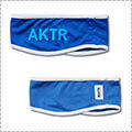 AKTR Reversible Head Band ブルー