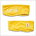 AKTR Reversible Head Band イエロー
