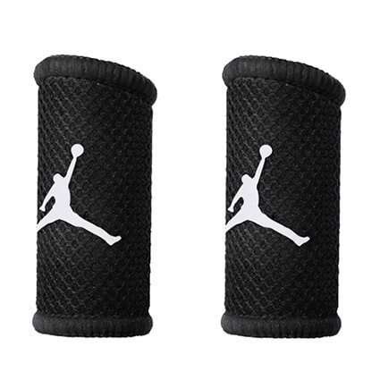 Jordan Finger Sleeves(2個入り) 黒
