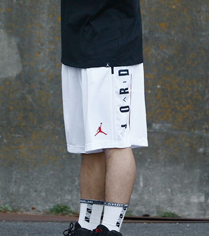 Jordan Rise Graphic Shorts 白