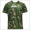 AND1 Camo Graphic Tee カーキカモ