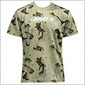 AND1 Camo Graphic Tee デザートカモ