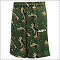 AND1 Camo Graphic Short カーキカモ