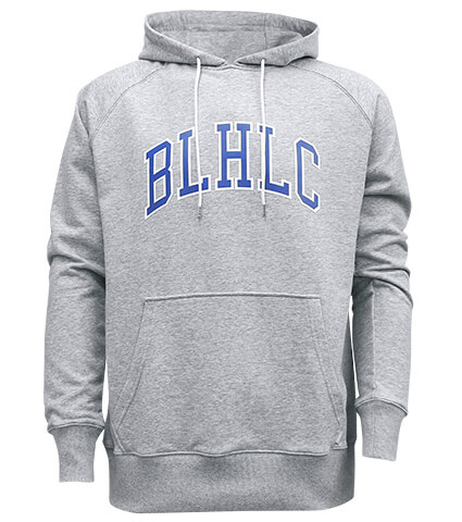 Ballaholic BLHLC Hoodie グレー