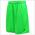 Ballaholic Basic Zip Shorts ライムグリーン