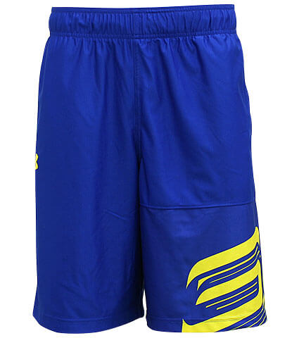 UNDER ARMOUR SC30 Core 11in Short ロイヤル