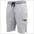 UNDER ARMOUR SC30 Fleece Short グレー/黒