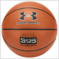 UNDER ARMOUR 395 Basketball ダークオレンジ/黒