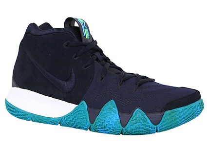 NIKE Kyrie 4 EP ダークオブシディアン