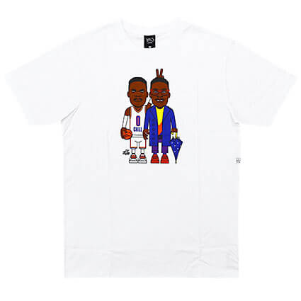 K1X LT Double Trouble Tee 白