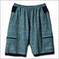 AKTR TWB Cloth Pattern Shorts グレー
