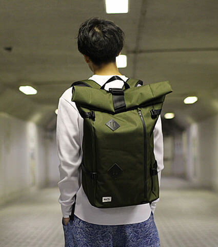 AKTR Urban Backpack グレー