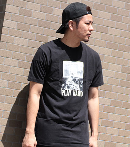 K1X Shattered Tee 黒