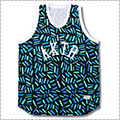 AKTR×JOE CRUZ Game Tank 黒