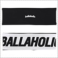 Ballaholic Reversible Headband 黒/白