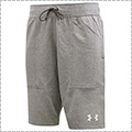 UNDER ARMOUR Pursuit Fleece Short ヘザーストーン