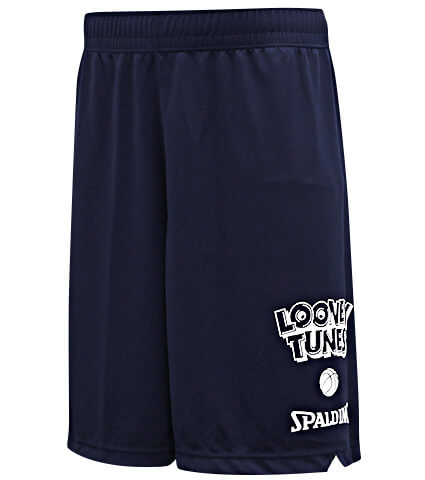 SPALDING LOONEY TUNES Short 2018 紺