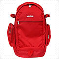 Ballaholic Ball on Journey Backpack 赤