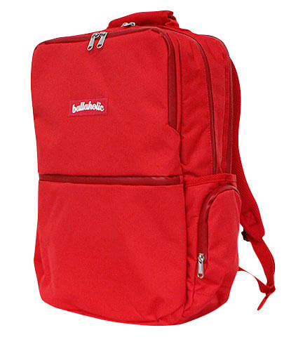 Ballaholic City Backpack 赤