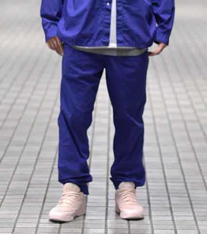 AKTR Wide Taperd Pants 青